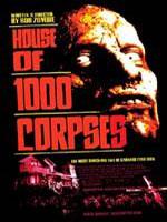 la casa de los mil cadaveres