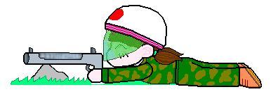Laus francotiradora
